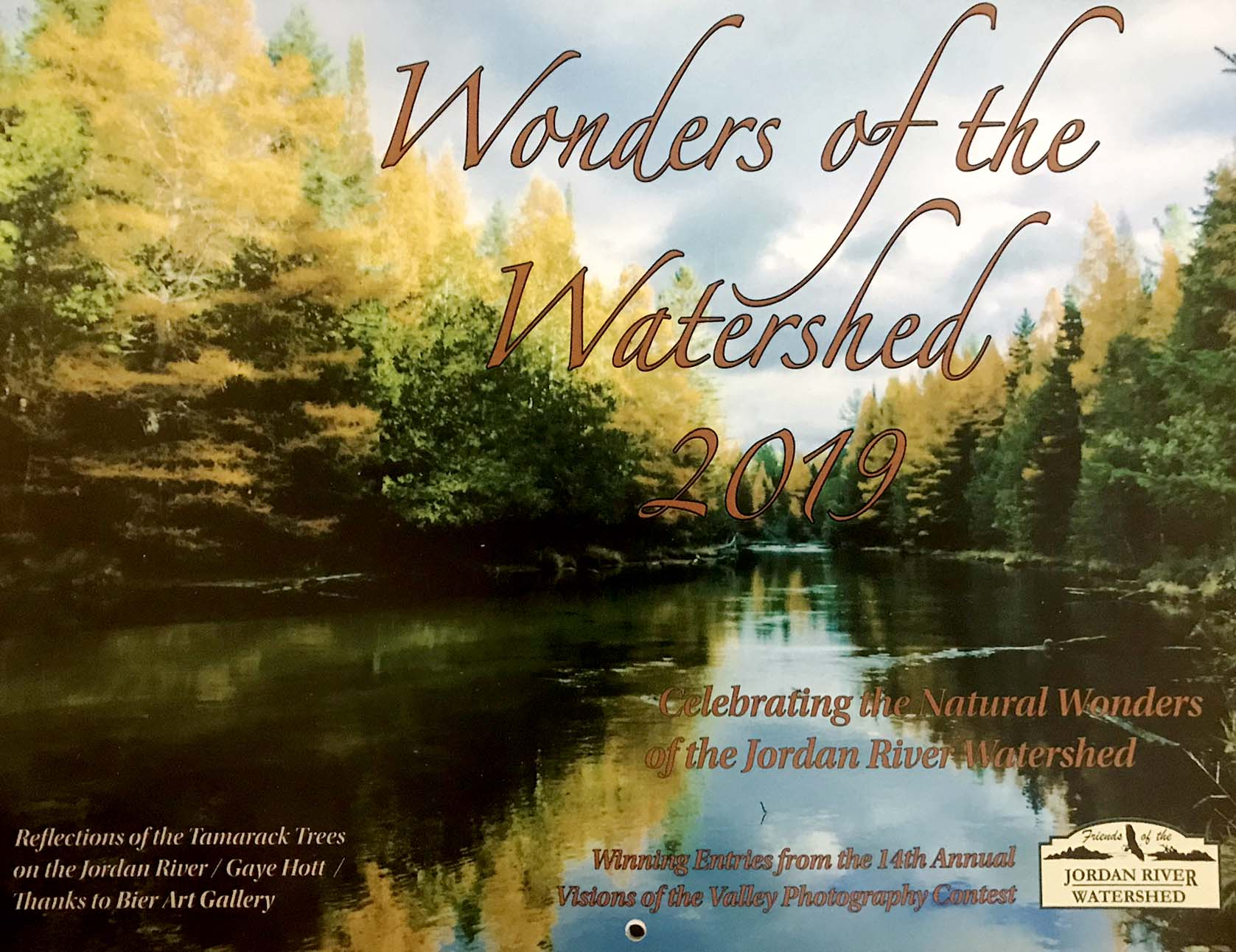 Calendar Cover Photo